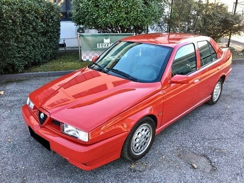 1994 Alfa Romeo - 155 2.0 Q4 Turbo 16V (167A2C) For Sale (picture 1 of 6)