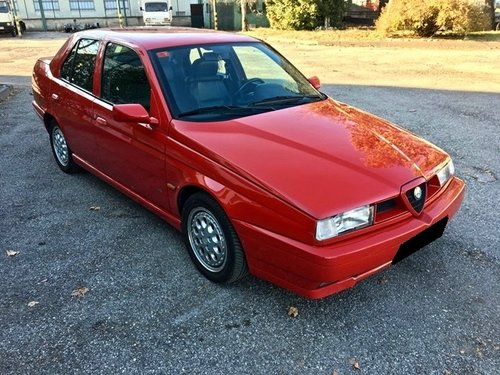 1994 Alfa Romeo - 155 2.0 Q4 Turbo 16V (167A2C) For Sale (picture 3 of 6)