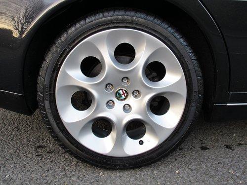 ALFA ROMEO 166 3.0 24v SPORTRONIC 2006 43700m FSH CAMBELT For Sale (picture 6 of 6)