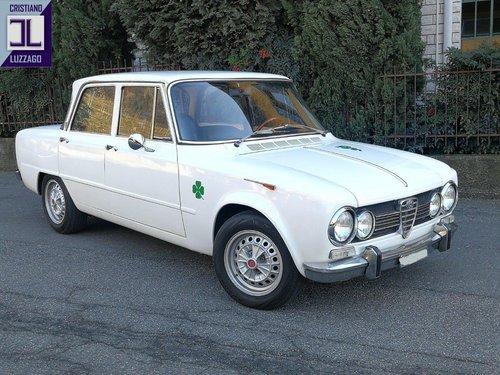 1971 FAST ROAD ALFA ROMEO GIULIA 1600 For Sale (picture 1 of 6)