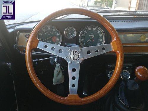 1971 FAST ROAD ALFA ROMEO GIULIA 1600 For Sale (picture 4 of 6)