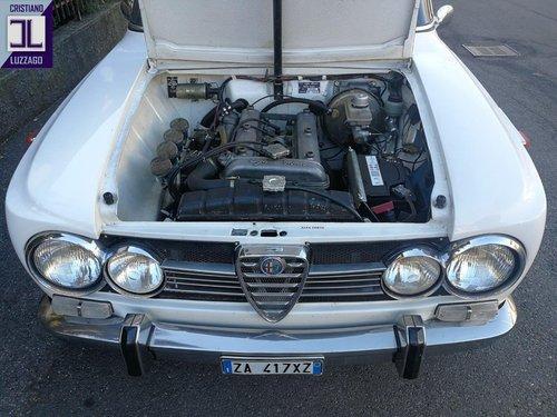 1971 FAST ROAD ALFA ROMEO GIULIA 1600 For Sale (picture 5 of 6)