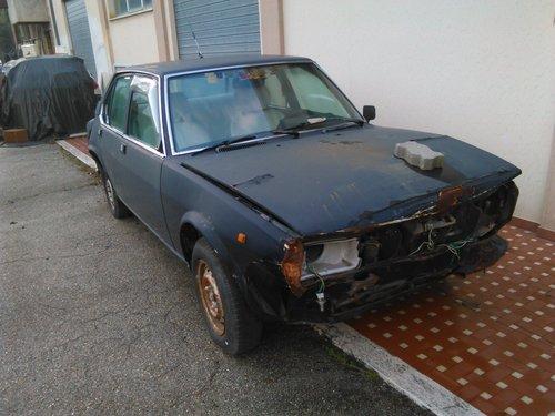 1983 Alfa Romeo Alfetta 2.0 L For Sale (picture 2 of 6)