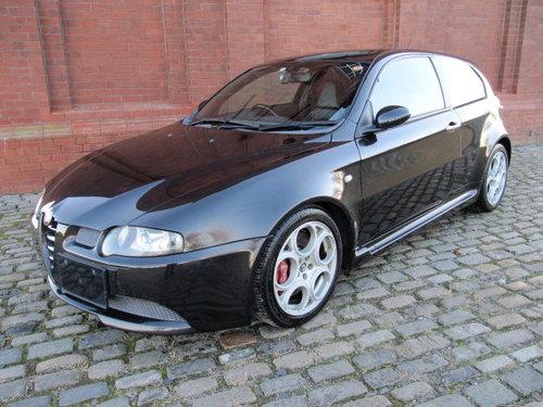 2005  ALFA ROMEO 147 GTA RARE FUTURE CLASSIC 3.2 V6 AUTO 153 MPH  For Sale (picture 1 of 6)
