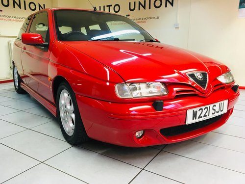2000 ALFA ROMEO CLOVERLEAF For Sale (picture 1 of 6)