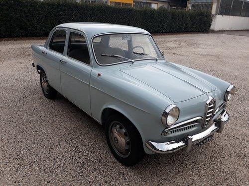 Alfa Romeo Giulietta TI series one 1958 For Sale (picture 2 of 6)