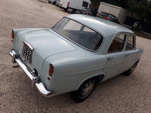 Alfa Romeo Giulietta TI series one 1958 For Sale (picture 3 of 6)