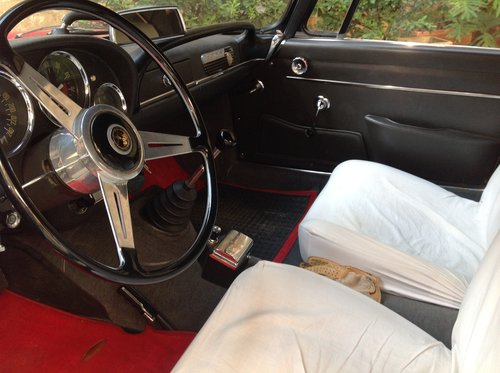 1964 Stunning 2600 touring Alfa Romeo For Sale (picture 3 of 6)