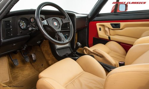 1991 ALFA ROMEO S.Z. // ZAGATO SPECIAL // UK SUPPLIED For Sale (picture 4 of 6)