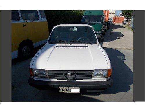1982 Alfa Romeo Alfasud 1.2  For Sale (picture 1 of 6)