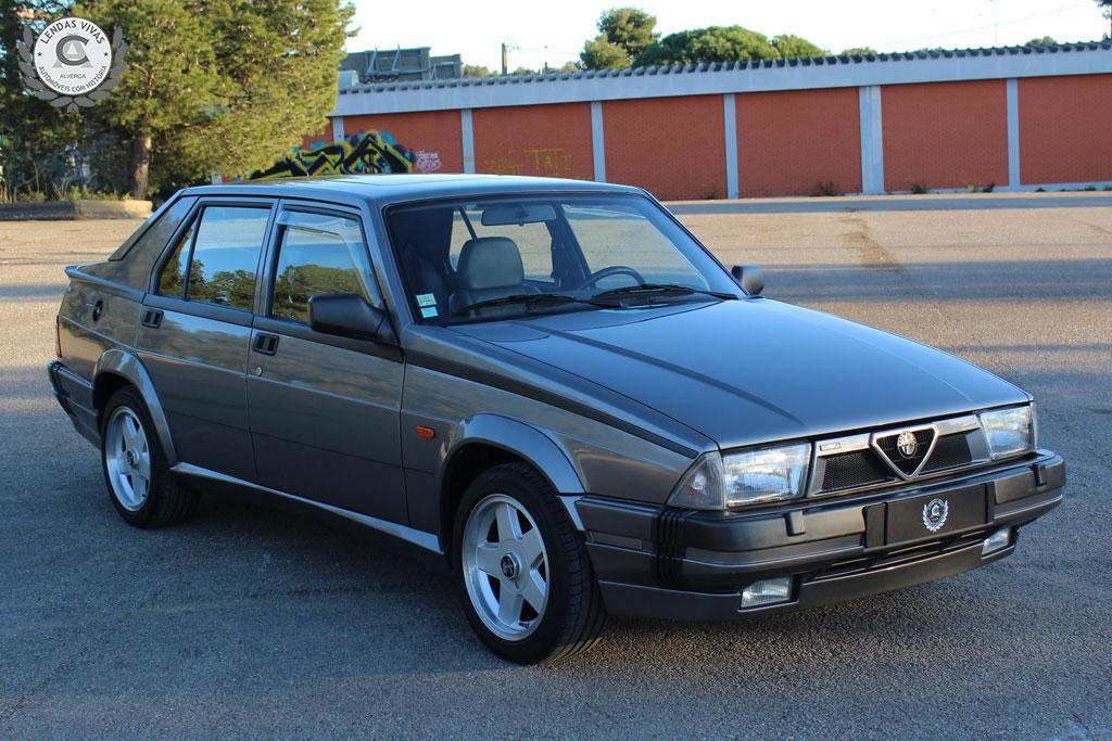 1989 Alfa Romeo 75 3.0 v6 America  SOLD (picture 1 of 6)