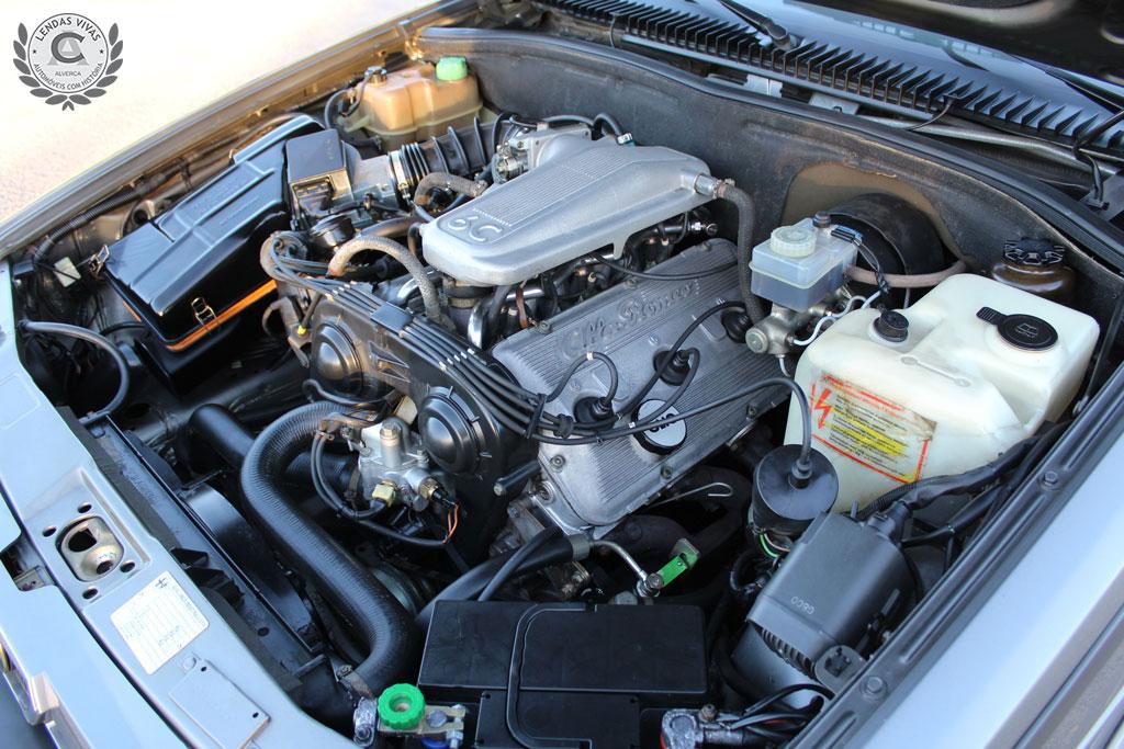 1989 Alfa Romeo 75 3.0 v6 America  SOLD (picture 5 of 6)