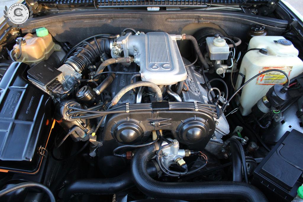 1989 Alfa Romeo 75 3.0 v6 America  SOLD (picture 6 of 6)