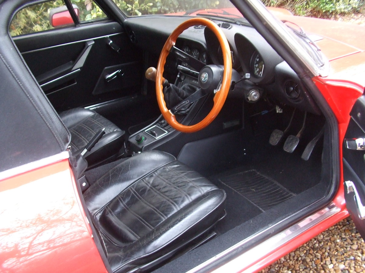 1985 ALFA SPIDER S3  2.0L ORIGINAL RHD  GREAT CAR For Sale (picture 6 of 6)