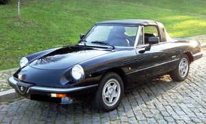 Alfa Romeo Spider 1600 - 1988 For Sale