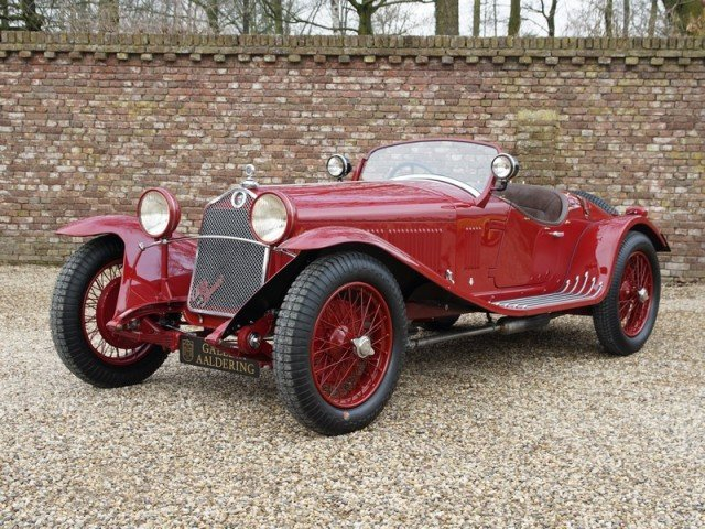 1931 Alfa Romeo 6C 1750 GT Compressore For Sale (picture 1 of 6)