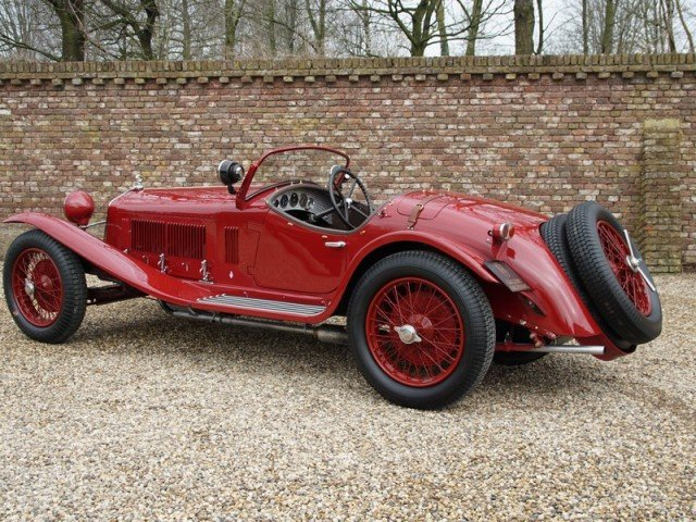 1931 Alfa Romeo 6C 1750 GT Compressore For Sale (picture 2 of 6)