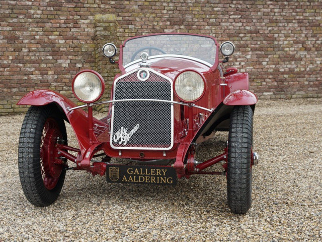 1931 Alfa Romeo 6C 1750 GT Compressore For Sale (picture 5 of 6)