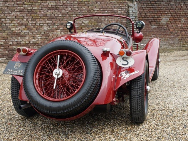 1931 Alfa Romeo 6C 1750 GT Compressore For Sale (picture 6 of 6)