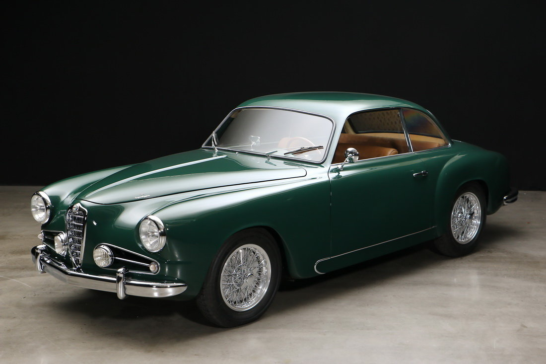 1955 Alfa Romeo 1900 CSS Touring  For Sale (picture 1 of 6)