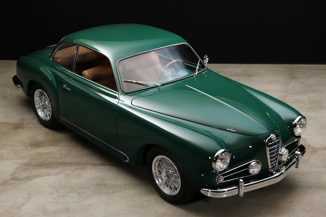 1955 Alfa Romeo 1900 CSS Touring  For Sale (picture 2 of 6)