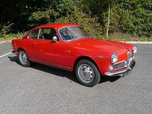 1962 Giulia Sprint 1600 For Sale