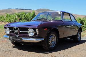 1969 Alfa Romeo GT Junior (Stepnose) SOLD
