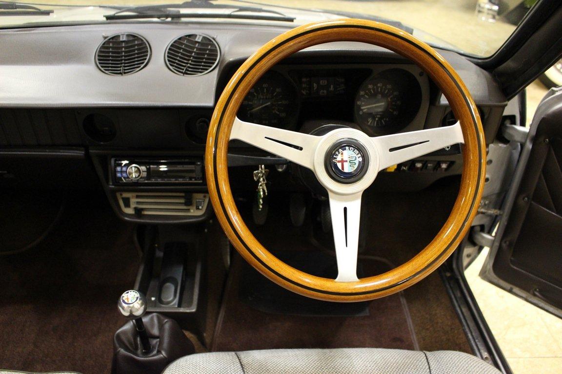 1982 Alfa Romeo Alfasud Sprint Veloce 1.5 Trofeo Edition SOLD (picture 6 of 6)