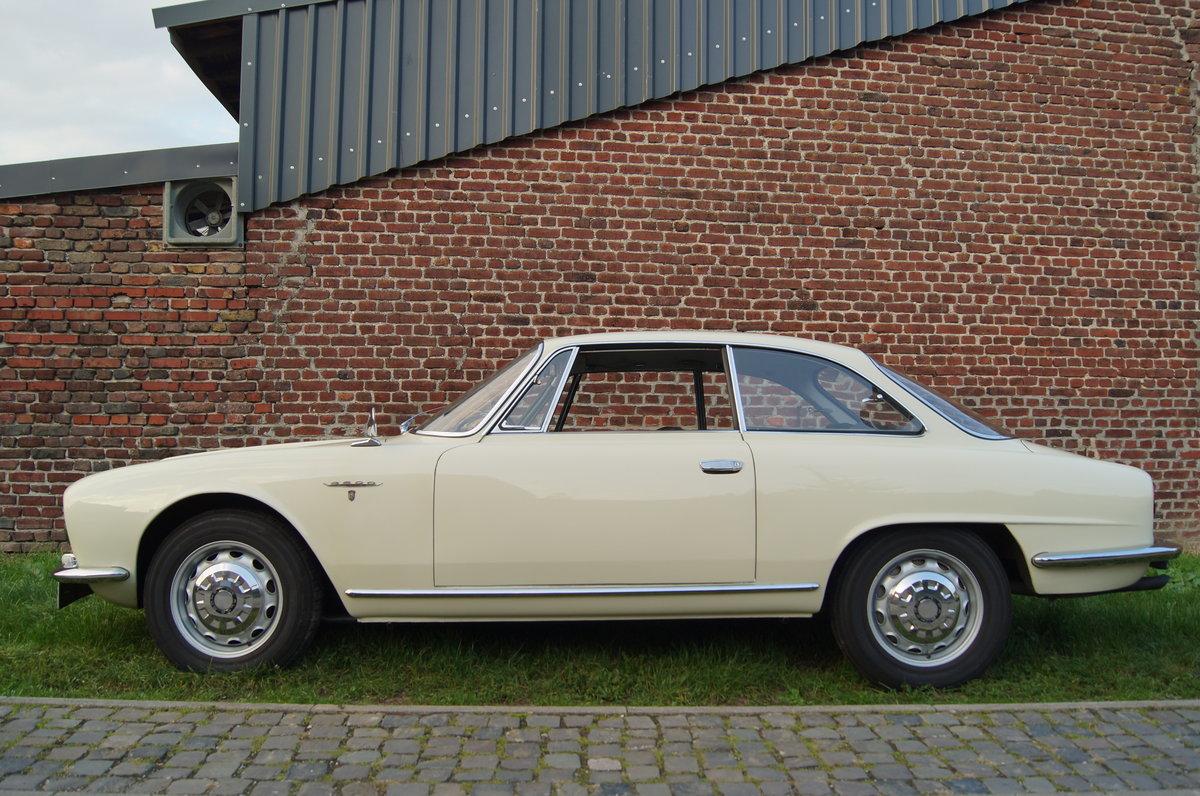 1963 Alfa Romeo 2600 Sprint 1. Serie For Sale (picture 2 of 6)