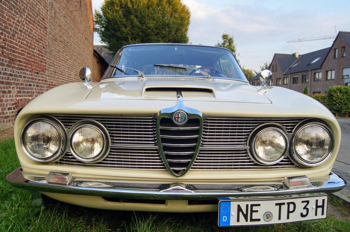 1963 Alfa Romeo 2600 Sprint 1. Serie For Sale (picture 4 of 6)