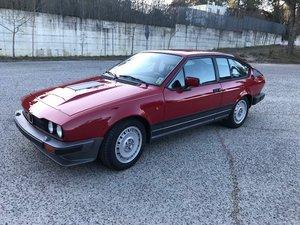1985 Alfa Romeo GTV6 2500 top condition For Sale