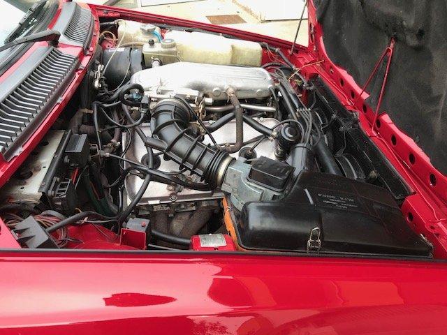 1985 Alfa Romeo GTV6 2500 top condition For Sale (picture 5 of 6)