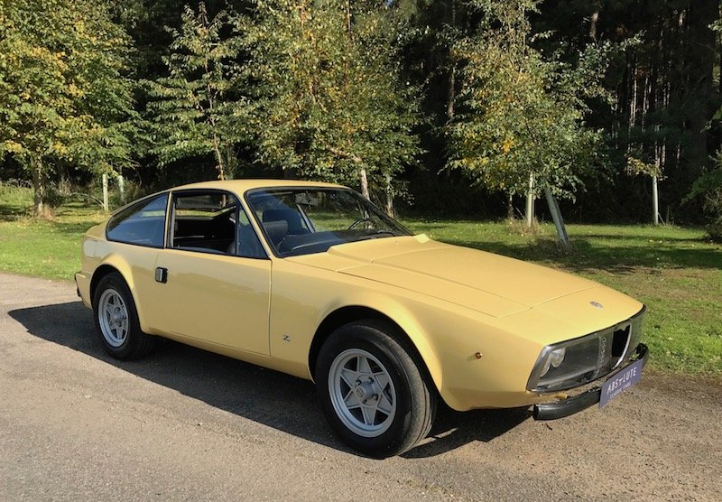 1970 Alfa Romeo Junior Zagato 1300 - Stunning - Matching Numbers SOLD (picture 1 of 6)