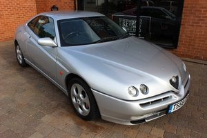 1999 Alfa Romeo GTV 3.0 V6 24v