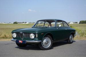 Alfa Romeo Giulia Sprint GT 1600 1964 full history. For Sale