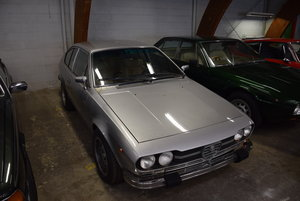 1979 Alfa Romeo 2.0 GTV original chrome line LHD For Sale