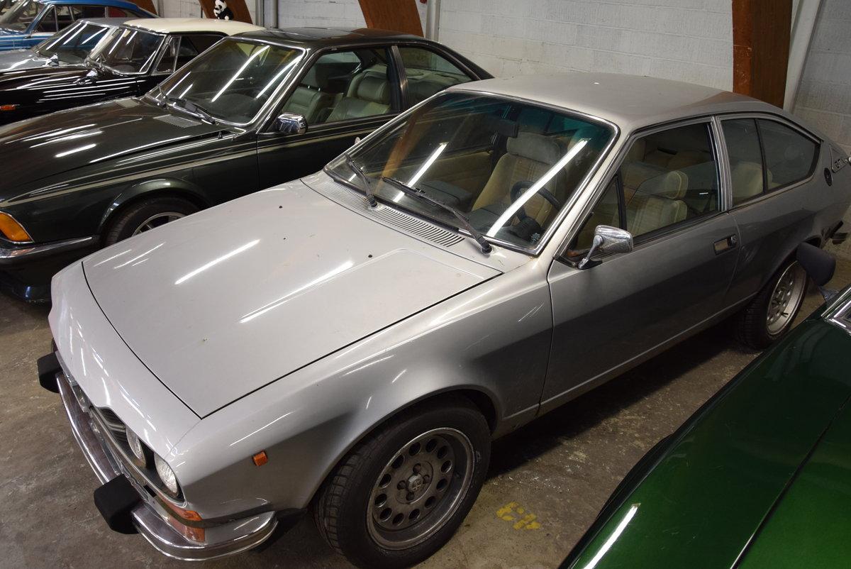 1979 Alfa Romeo 2.0 GTV original chrome line LHD For Sale (picture 3 of 6)