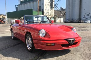 1986 Alfa Spider 2000 QV LHD For Sale