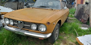 1970  Alfa Romeo GTV 1750 one owner 16,000 miles