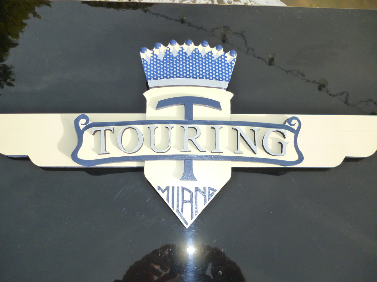 Touring Of Milan 3D Emblem For Sale (picture 2 of 3)
