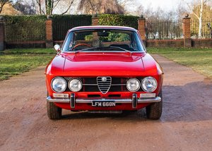 1975 Alfa Romeo 1600 GT Junior SOLD by Auction