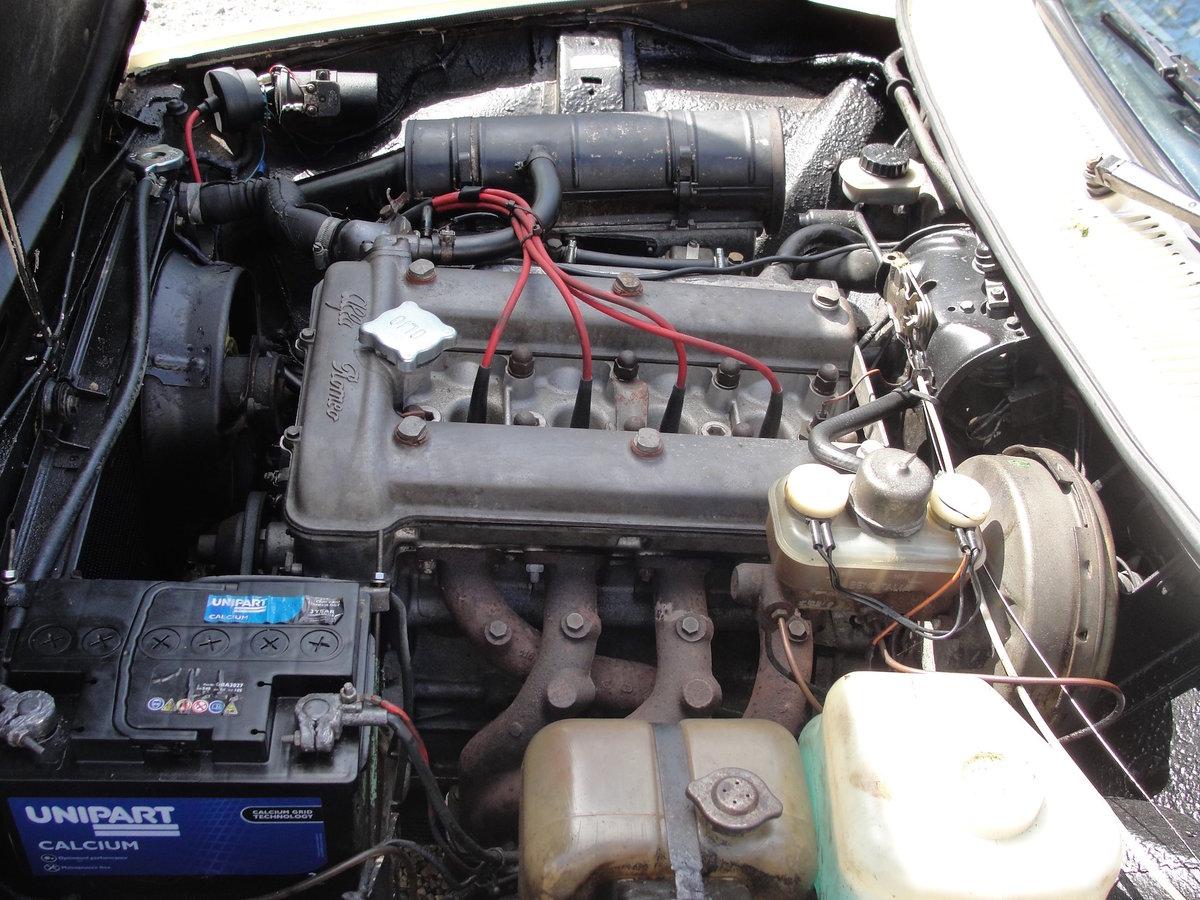 1977 ALFA ROMEO ALFETTA GTV 2 Litre '77 CREAM RHD SOLD (picture 6 of 6)