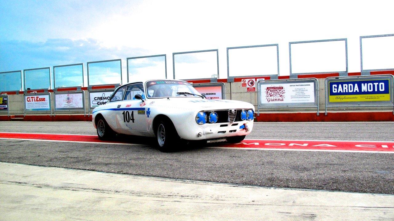 1971 Afa Romeo GTAm FIA For Sale (picture 1 of 6)