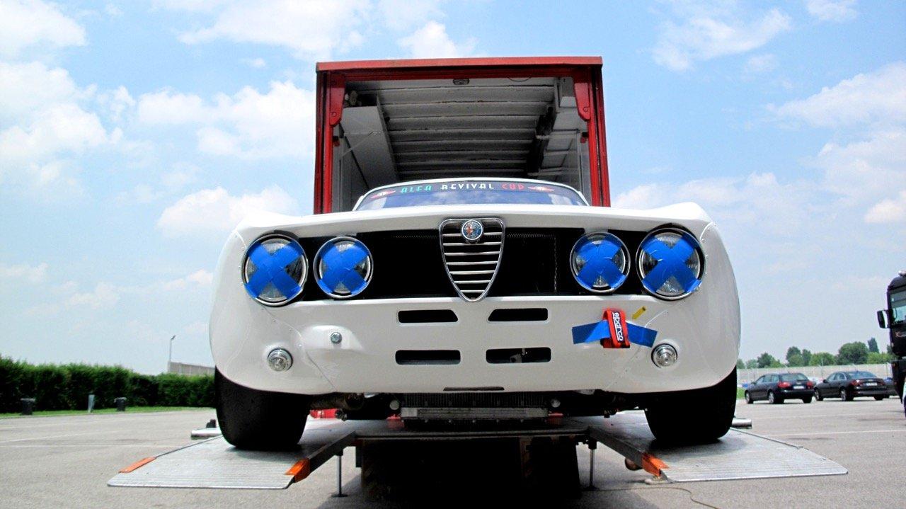 1971 Afa Romeo GTAm FIA For Sale (picture 2 of 6)