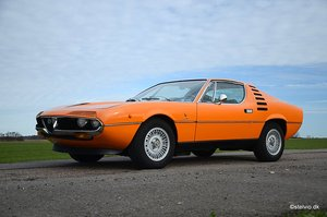 1972 Alfa Romeo Montreal in immaculate condition For Sale