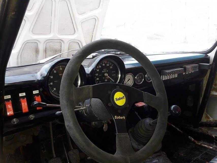 1972 ALFA ROMEO GTAM Replica SOLD (picture 5 of 5)