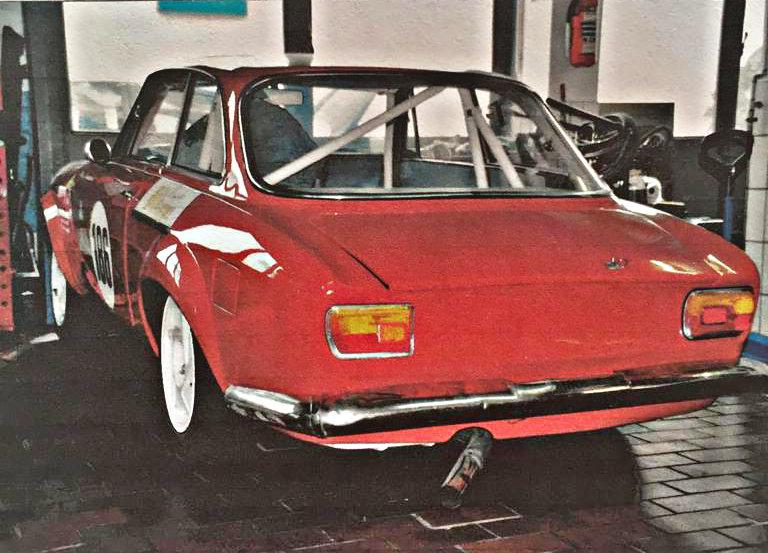 1968 Alfa Romeo Guilia Sprint 1300 GTA For Sale (picture 2 of 4)