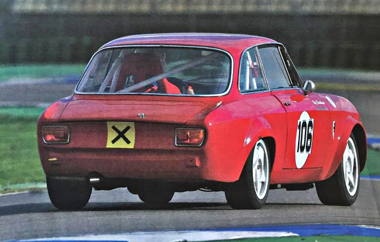 1968 Alfa Romeo Guilia Sprint 1300 GTA For Sale (picture 4 of 4)