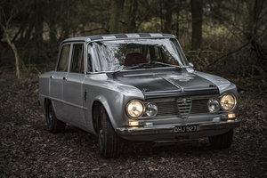 1964 Alfa Romeo Giulia Ti - FIA AppK Rally/Race car