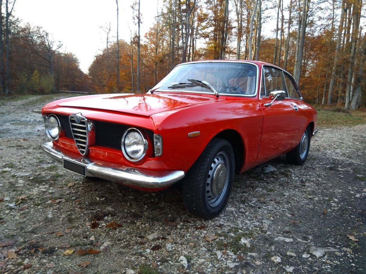 1966 Alfa Romeo Giulia Sprint GT Veloce For Sale (picture 1 of 6)